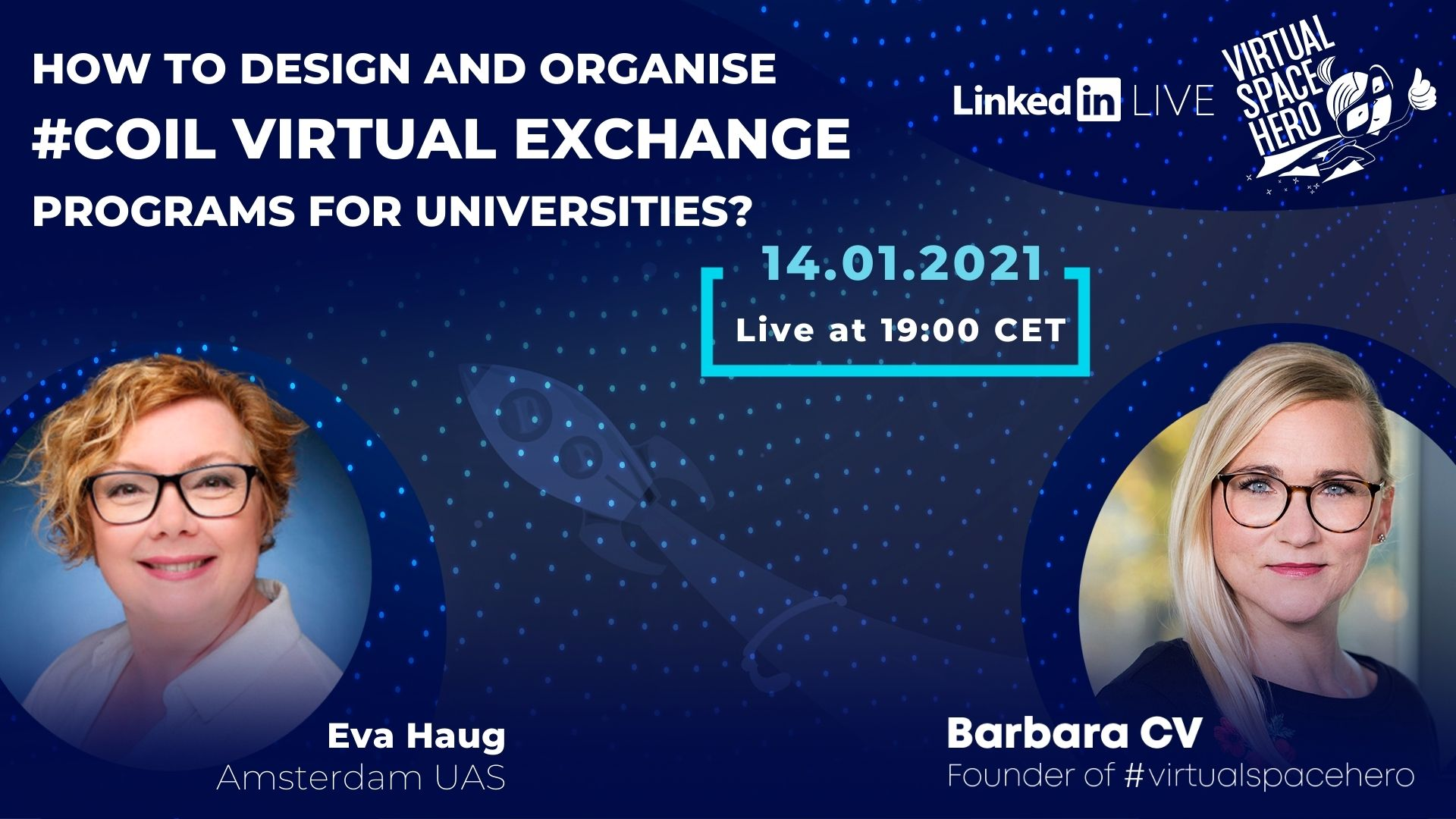 How to design and organize virtual exchange (COIL) programs for universities?