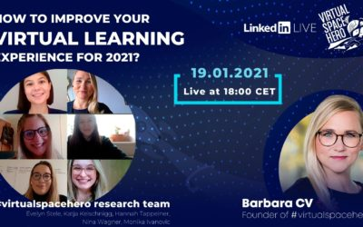 How can you improve your virtual learning experience?